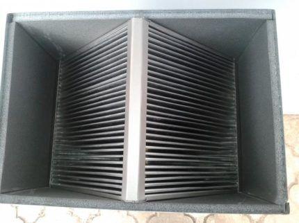 Рекуператор для вентиляционной системы