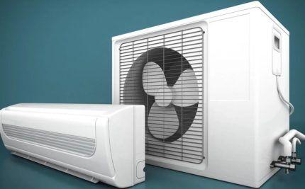Вентилятор сплит-системы