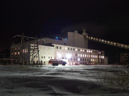 Электричество на Чукотке