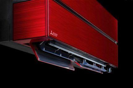 Дизайнерская линейка Mitsubishi Electric
