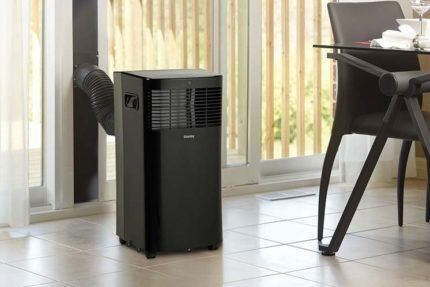 Домашний моноблок с воздуховодом