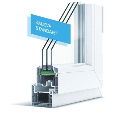 Пластиковые окна Kaleva