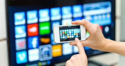 Способы подключения телефона к телевизору