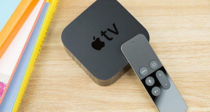 Плеер Apple TV