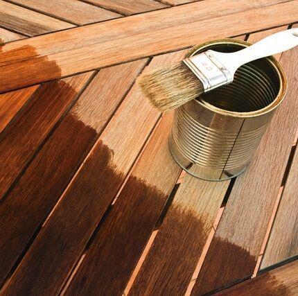 антисептирование древесины