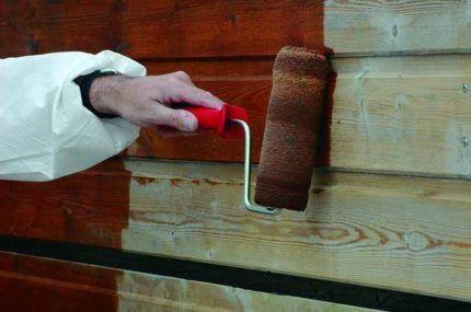 Антисептик для дерева своими руками: компоненты и нюансы приготовления эффективной пропитки