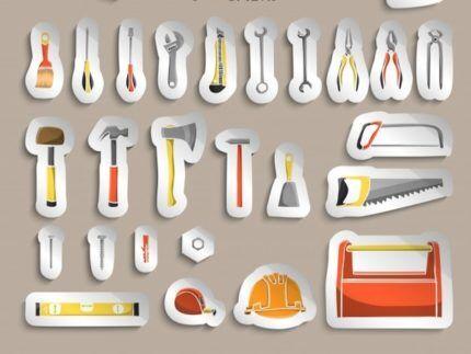 Метки для приборов и инструментов