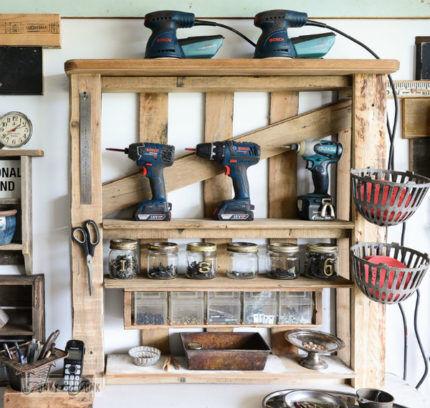 Шкаф для инструментов