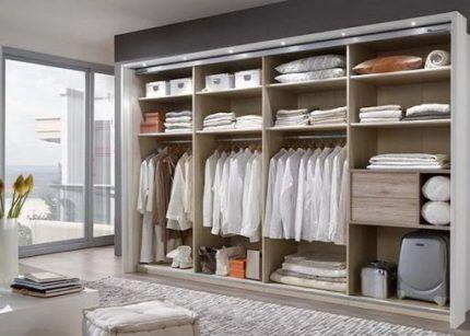 Шкаф для сухих вещей