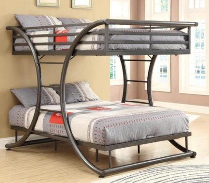 Двухъярусная кровать 4 местная