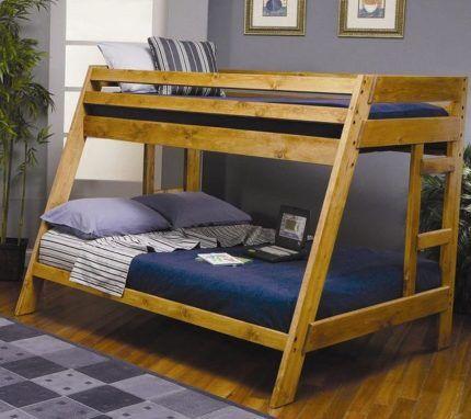 Кровать трапеция