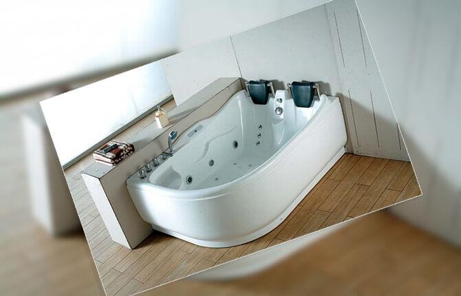 Акриловая ванна Gemy