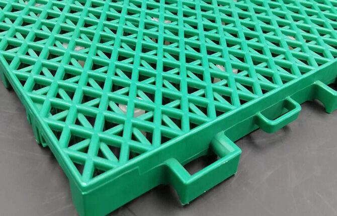 Решетчатая тротуарная плитка