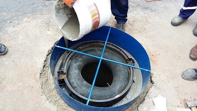Люки для ливневой канализации