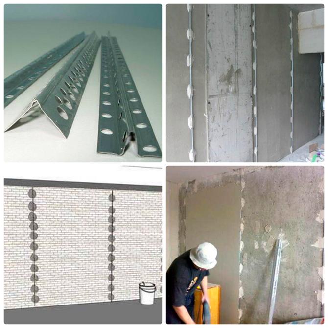 Выравниваем стены по маякам – подготовительные и основные этапы работы