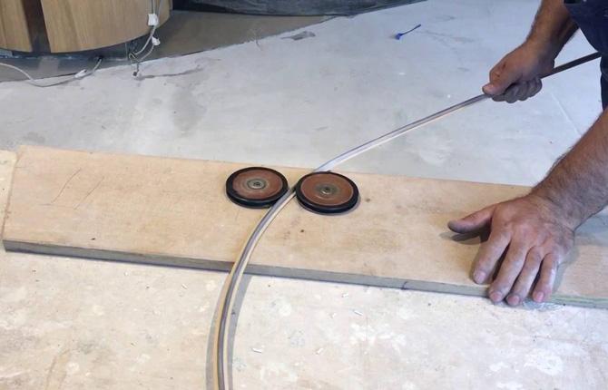 Как легко согнуть алюминиевую трубу в домашних условиях - простые способы