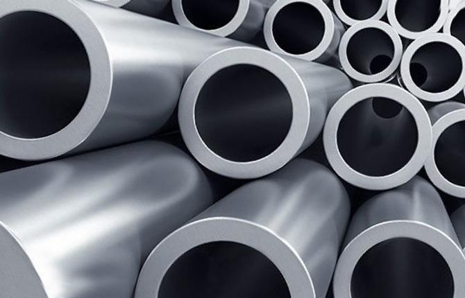Толстостенные алюминиевые трубы