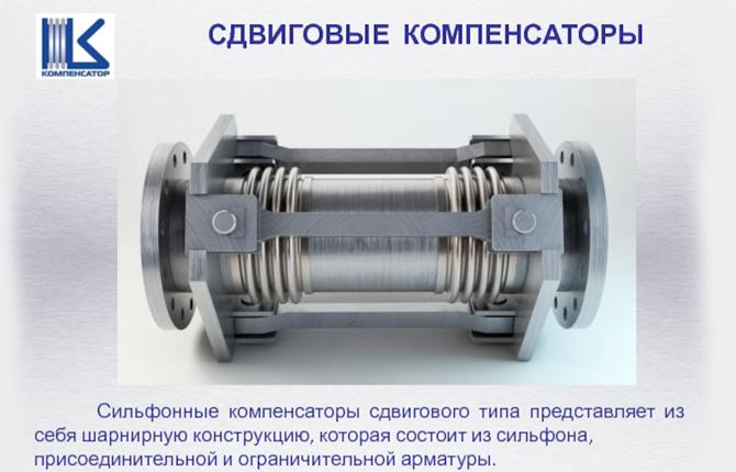 Виды и назначения компенсаторов для трубопроводов: характеристики и особенности монтажа