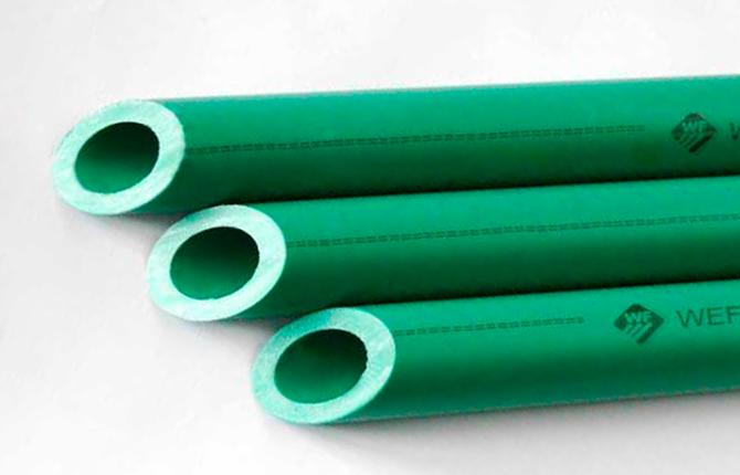 Полипропиленовые трубы характеристика по цвету