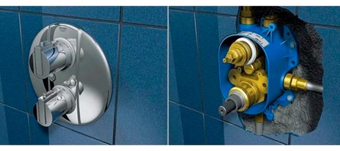 Как выбрать смеситель для раковины из стены - на что необходимо обратить внимание?