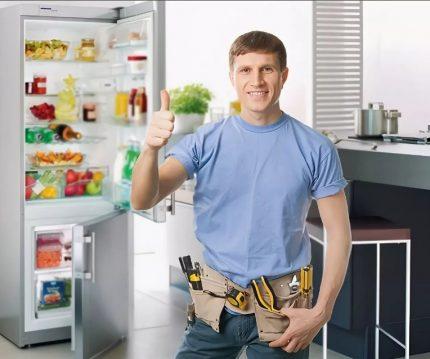 Из-за чего может сломаться холодильник и что делать, если это произошло