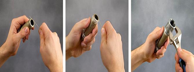 Подмотка для труб «Рекорд»: новые технологии герметизации резьбовых соединений