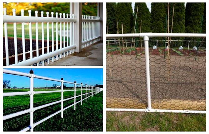 Дешевый и красивый забор для дома — бюджетные и оригинальные способы ограждений